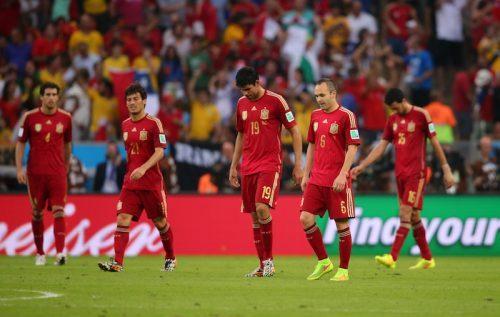 ◆W杯◆スペイン代表、ロシアW杯出場権はく奪の可能性が浮上 FIFAが政治干渉を警告