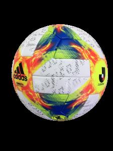 ◆Jリーグ◆2019公式球発表!デザインが微妙すぎると話題に!