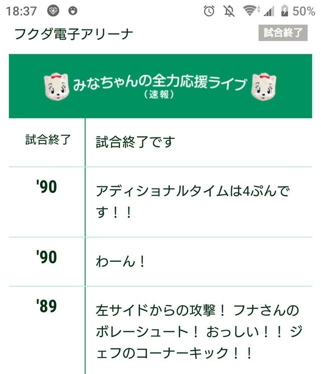 ◆悲報◆J2最下位にジェフマスコットみなちゃん壊れる「わーん!」