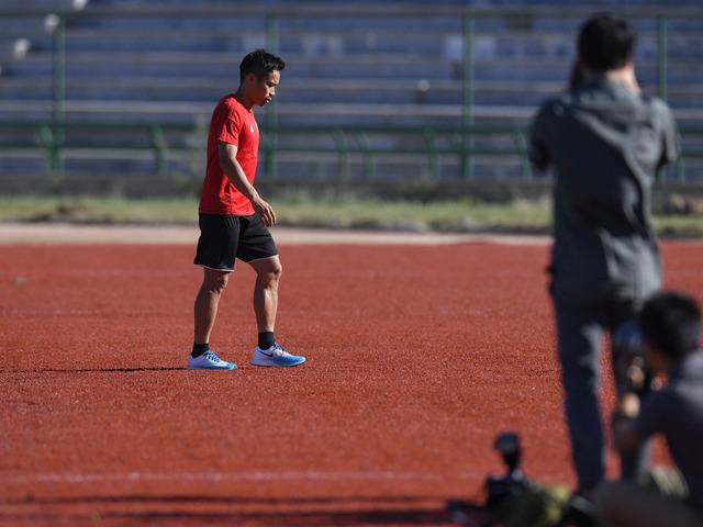 ◆日本代表◆今度は長友佑都がランニング途中離脱!ハリルジャパン続々とけが人が・・・