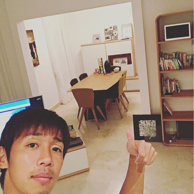 ◆画像◆セビージャ清武弘嗣さん自宅公開!ドイツからスペインへのお引越しようやく完了!