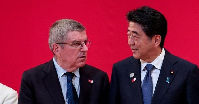 ◆速報◆東京五輪2021年春もしくは秋に1年延期案急浮上!安倍首相とバッハIOC会長の協議で