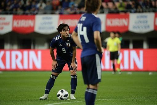 ◆日本代表◆南野を持ち上げ過ぎるべきではない。トラップやターンの質はまだ香川のほうが上だ???
