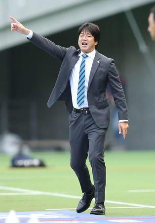 ◆Jリーグ◆続けるかわからない(チラッ と言ってた磐田監督名波浩さん、続投宣言