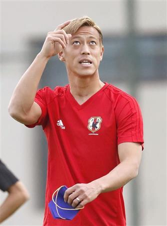 ◆日本代表◆本田圭佑『皆さんに、好きにものを言わせているというのは、俺の不始末』
