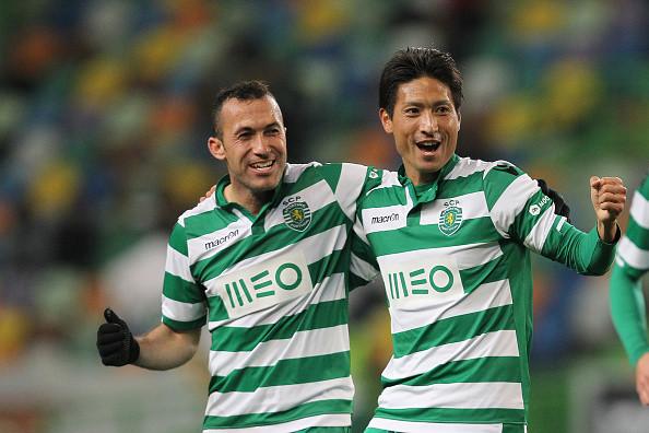 ◆ポルトガル◆スポルティング田中順也、驚異的な得点率を記録