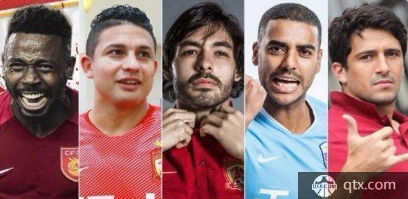 ◆W杯予選◆アジア最終予選日本と同組の中国代表はブラジリアン軍団