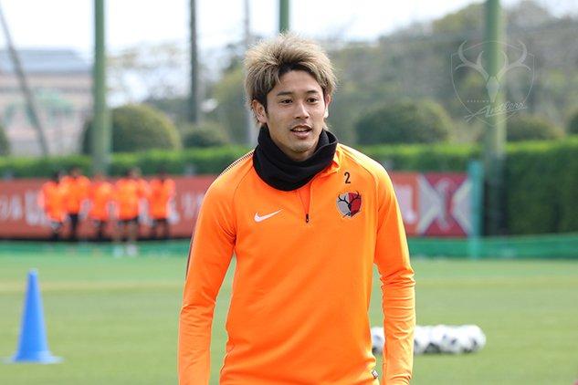 ◆J小ネタ◆鹿島のスター内田篤人が金髪に染めた結果