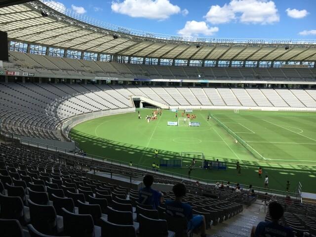 ◆朗報◆味の素スタジアムの芝、ラグビーW杯の影響なし!ハイブリッド化が奏功