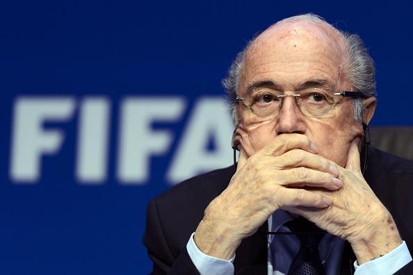 ◆速報◆FIFA汚職問題でブラッターFIFA会長辞任表明!