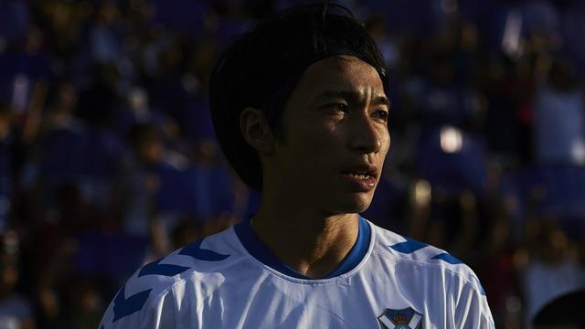 ◆リーガ◆柴崎岳大人気!?移籍先第6の候補レバンテ浮上!