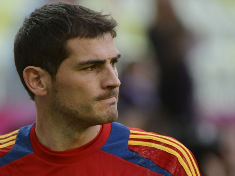 ◆スペイン代表◆元代表GKカニサレス氏「スペイン代表の正GKはカシージャスではなくデ・ヘアであるべき」