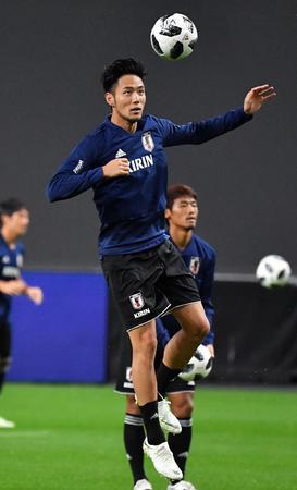 ◆日本代表◆杉本健勇が代表離脱…紅白戦で右足つま先負傷