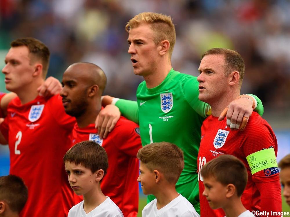 ◆イングランド代表◆EURO予選に向けたメンバー22名を発表