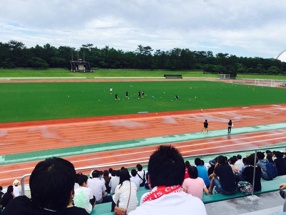◆画像・動画◆香川真司が宮崎で公開練習中