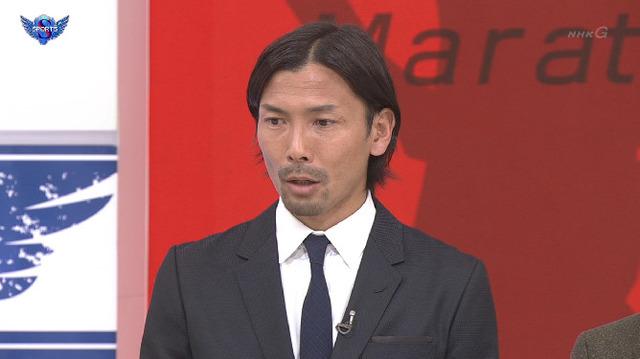 ◆悲報◆鈴木隆行師匠、NHKサンデースポーツでマラソン日本の低迷打開策とかいう超難題を質問される(´・ω・`)