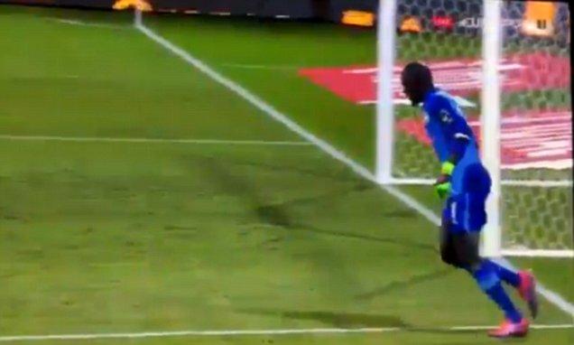 ◆動画◆アフリカNカップ、セネガル代表GKの中東戦術があり得ない酷さだと話題に!