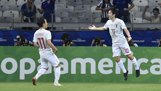 ◆日本代表◆ジーコ「巻、高原、柳沢は練習では決めていたが、試合では決められなかった」