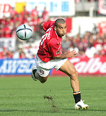 ◆現役引退◆エメルソン・パッソス、今年で現役を引退 札幌、川崎F、浦和で活躍した名FW