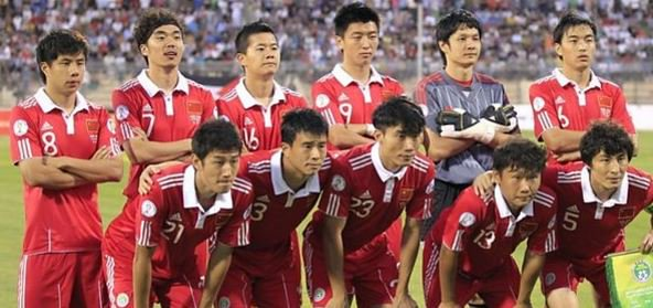 ◆中国代表◆中国のU20チームをドイツ4部へまるごとごと送り込む計画BBCも驚愕!