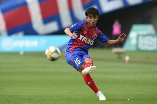 ◆J小ネタ◆久保建英が初めて?17才でJ1クラブの主力になった選手