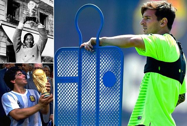 ◆コラム◆メッシはフットボール史上最高のプレーヤーか? 英国紙の論客11名が回答!