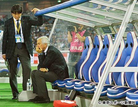 ◆日本代表◆武田修宏氏、ハリル監督を断罪!「戦術ゼロ、個人技頼みでW杯は勝てない!」