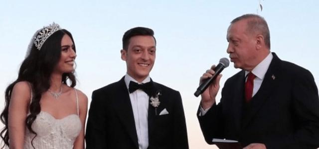 ◆プレミア◆アーセナルMFメスト・エジル、Missトルコの美女と結婚!イスタンブールで結婚式