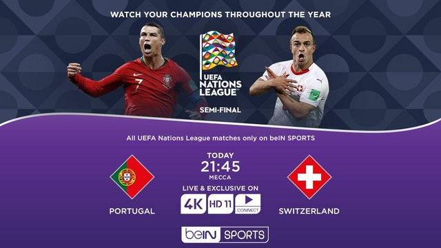 ◆UNL◆準決勝 ポルトガル×スイス クリロナハットトリックと大爆発!ポルトガルがスイスを破り決勝進出決定