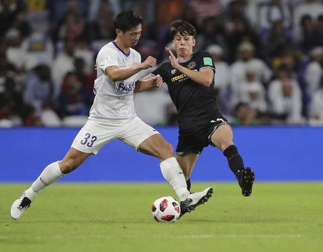 ◆CWC◆アルアイン(UAE)が初戦突破!元日本代表・塩谷がゴール 0―3から追いつきPK戦制す