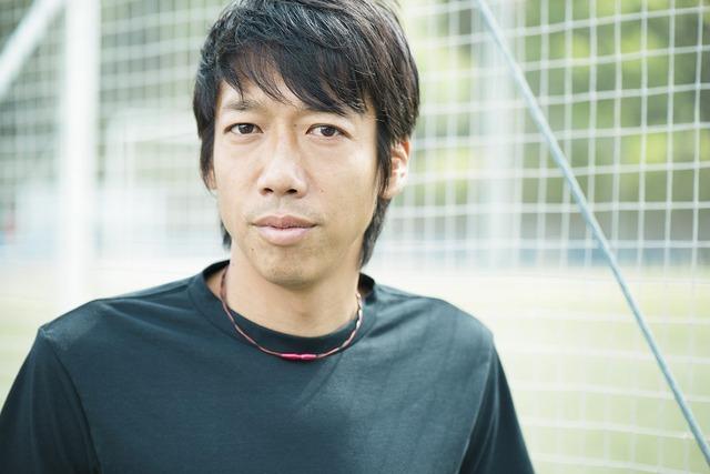 ◆画像◆ananデビュー川崎Fの長老中村憲剛、キメ顔
