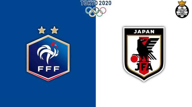 ◆五輪速報◆A組3節 フランス×日本 スタメン発表!冨安先発復帰!左SHは旗手とワントップ上田初先発!あとは1・2戦と同じ
