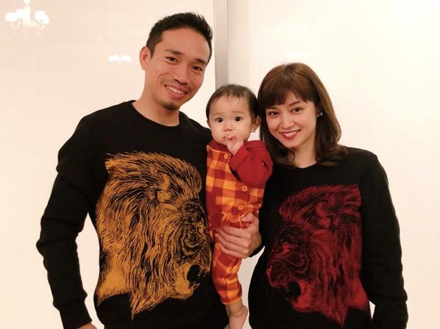 ◆おめでた◆長友佑都&平愛梨夫妻に第2子 SNSで妊娠発表