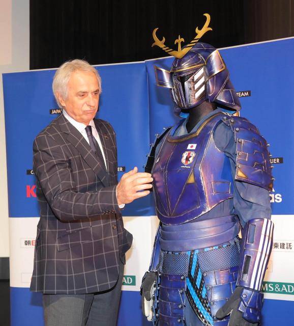 ◆画像◆日本代表のイカツイ新ユニフォーム?発表???