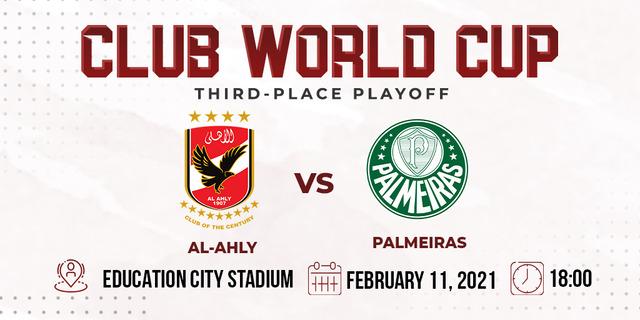 ◆CWC◆3位決定戦 アル・アハリ×パルメイラス 90分スコアレスで迎えたPK戦互いに外しまくり最後はフェリペ・メロが失敗してアル・アハリが3位に!