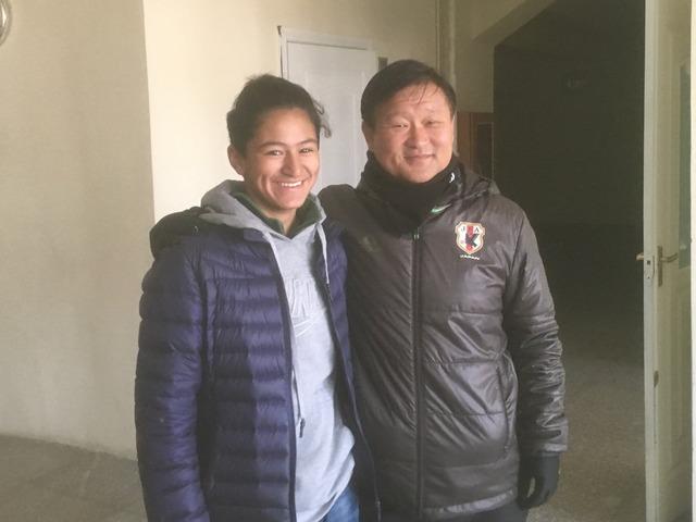 ◆朗報◆U18代表団長、元横浜FM監督木村浩吉がモンゴルで大人気!現地人曰く「モンゴル人にしか見えない」