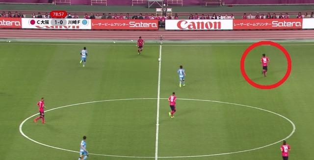 ◆J小ネタ◆攻めてはトップ下でゴラッソ、終盤は守りでCB…C大阪山村和也が便利すぎると話題に!