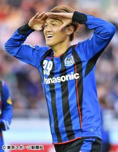 ◆Jリーグ◆ゴール量産のG大阪の日本代表FW宇佐美貴史、欧州の評価が再急騰!
