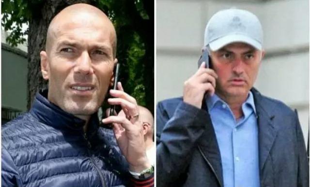 ◆プレミア◆前レアル監督ジダン△、モウリーニョに電話でマンU監督就任の打診を受けたと伝える「コソコソ交渉はしない」