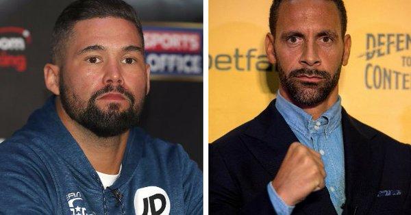 ◆英国◆プロボクシングに挑戦するリオ・ファーディナンドに元世界チャンプが警告「ボクシングを舐めてんのか?」
