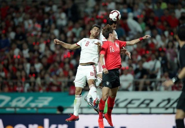 ◆悲報◆韓国代表イランから8年ぶりにゴールもまた引き分けてここ8年2分4敗の模様