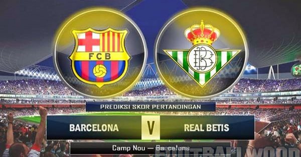 ◆リーガ◆1節 バルサ×ベティスの結果 2-0でバルサ勝利、メッシは3度枠に当てるもゴールならず