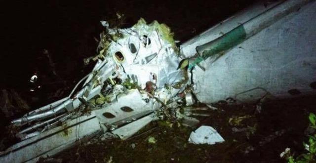 ◆悲報◆元千葉ケンペス、元柏クレベルらチャペコエンセのチャーター機墜落事故、死者75名生存者は5名のみ