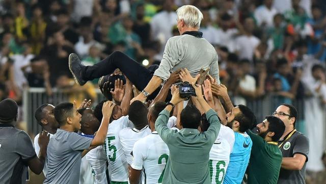 ◆各国代表◆W杯予選通過のサウジアラビア指揮官ファン・マルバイクまさかの退任