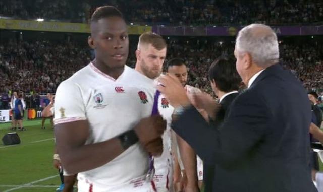 ◆悲報◆川淵三郎元JFA会長ラグビーW杯イングランド代表のメダル外しにご立腹「子供達に真似をして欲しくない。」