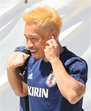 ◆日本代表◆長友佑都「薄毛気になってたけど。。苦笑 」仰天金髪の理由明かす!