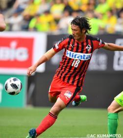 ◆J引退◆J2熊本の元日本代表FW巻 誠一郎選手、現役引退のお知らせ