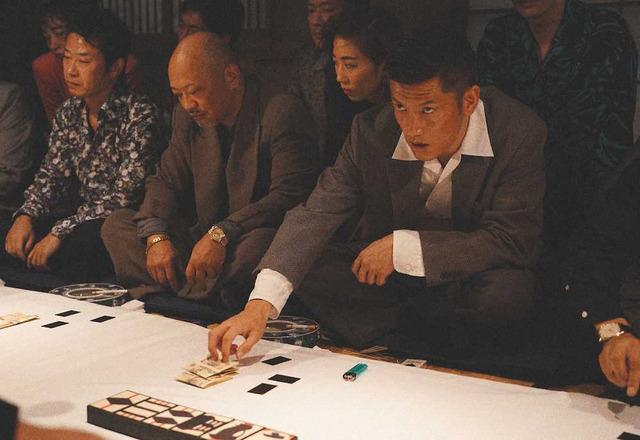 ◆J小ネタ◆元日本代表FW播戸竜二が任侠映画出演で本職みたいだと話題に!