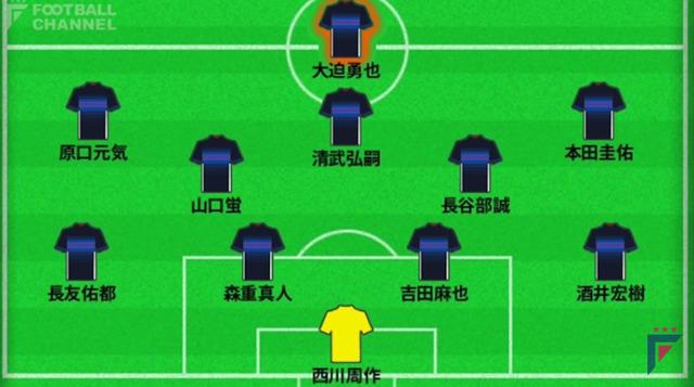 ◆代表小ネタ◆Mrレッズ福田正博が選ぶ代表11、「香川より清武」「右サイドは伸びしろの本田、根性悪いけどああいうのが必要」
