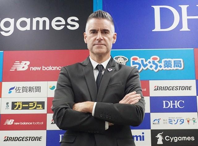◆Jリーグ◆サガン鳥栖、ルイス・カレーラス監督就任を発表!なお、バルセロナを目指す模様